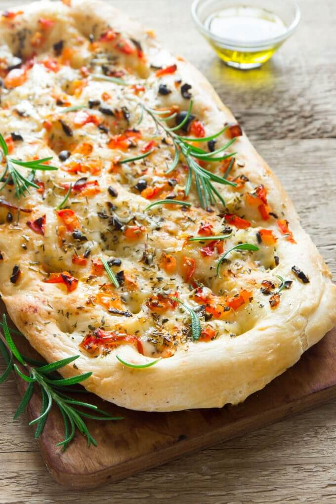 How to Make Focaccia | Easy Yeast Bread Recipe for Beginners