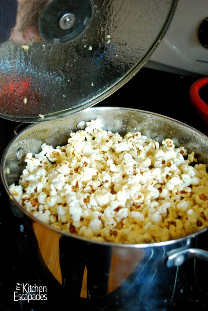 The best kettle corn