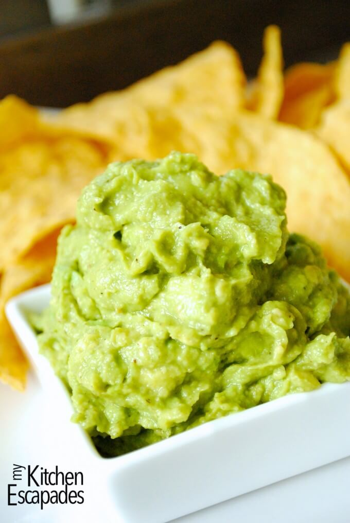 Rock-Star Guacamole