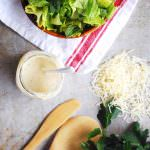 how to make caesar dressing