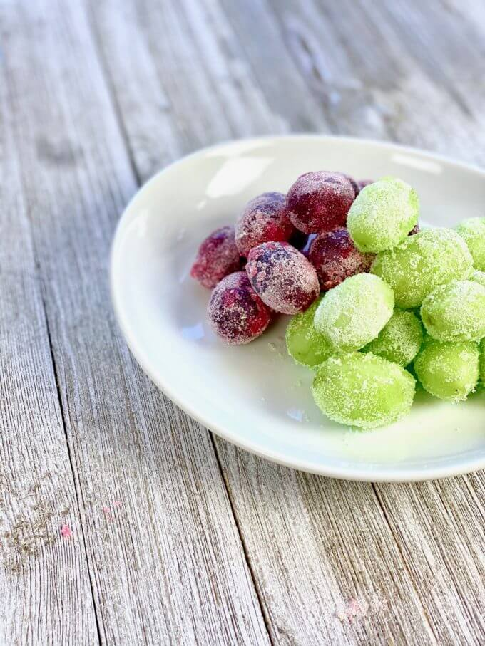 Candied Grapes | Sour Patch Kids Grapes | VIDEO
