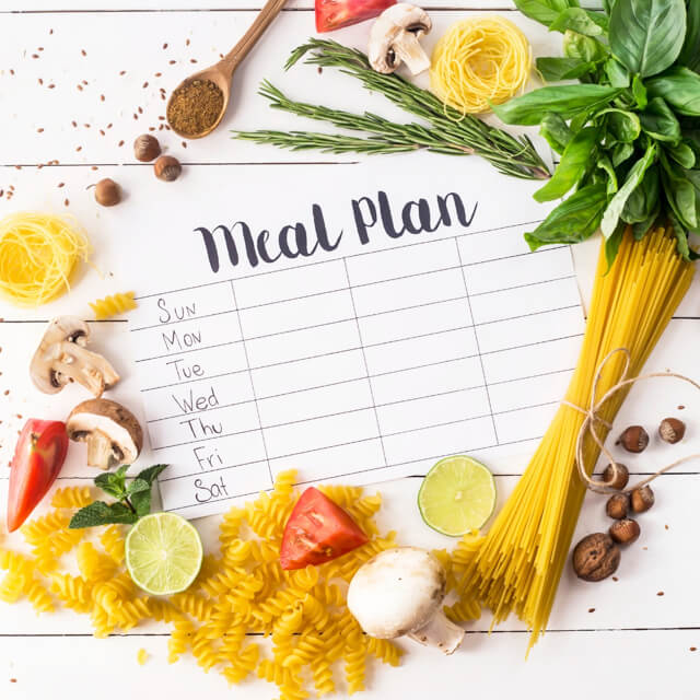 Easy Meal Planning 101