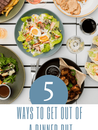 5 Simple Ways to Get Out of a Dinner Rut